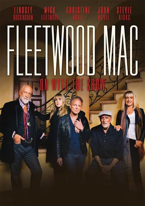 Fleetwood Mac - On With The Show tour dates with Christine McVie
