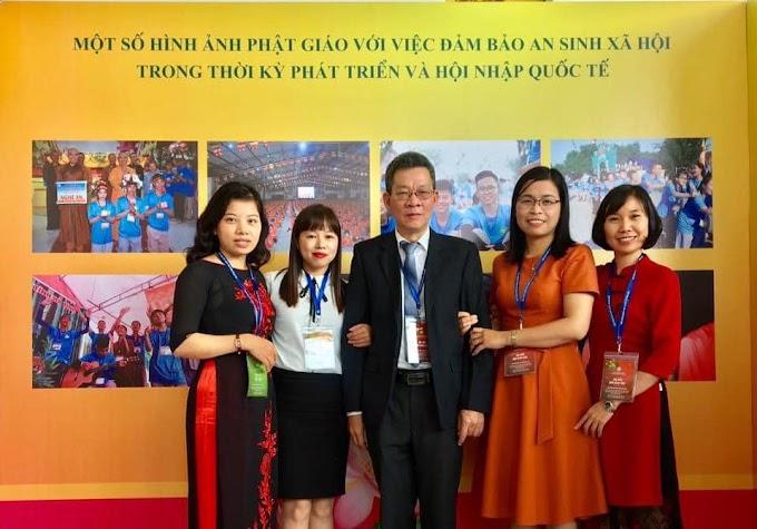 Hội thảo Phật giáo với việc đảm bảo an sinh xã hội cho người dân trong thời kỳ phát triển và hội nhập quốc tế