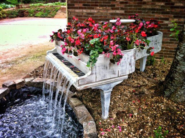 Piano fuente