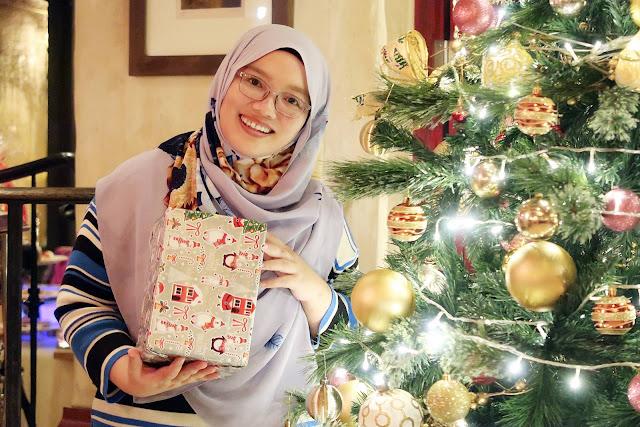 Sambut Krismas dan Tahun Baru Di Sheraton Imperial Kuala Lumpur Hotel