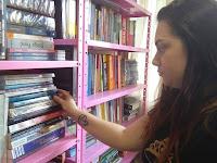 coleção de livros paixão