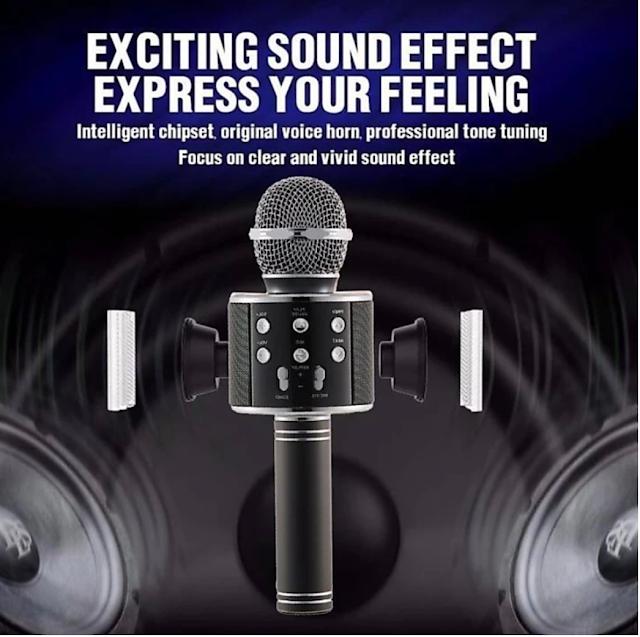 Flipkart – Bluetooth Microphone @ ₹399
