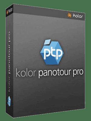 Kolor Panotour Pro box Imagen