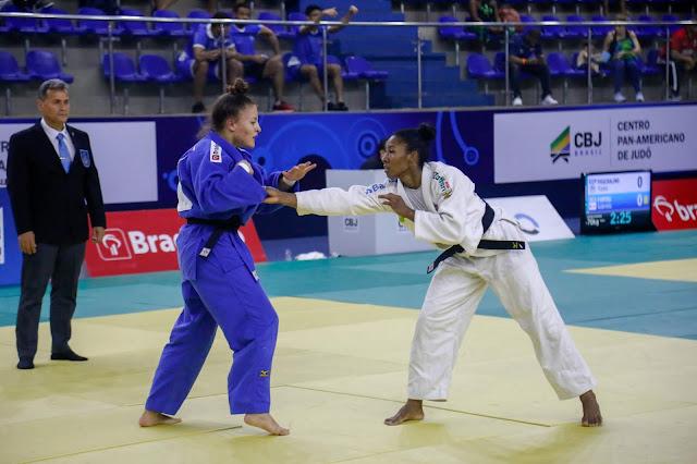 Medalhista olímpica, ceilandense Ketleyn Quadros fará sua estreia em 2019
