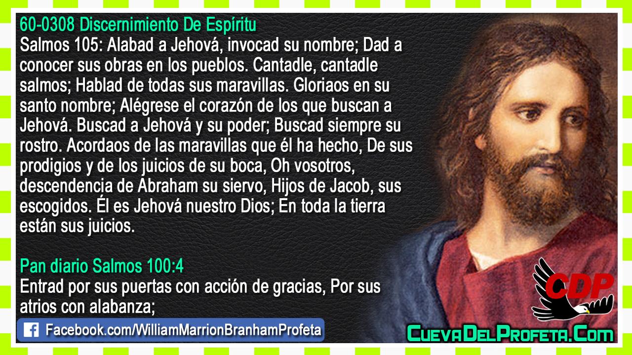 Acordaos de las maravillas que él ha hecho - William Branham en Español