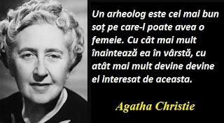 Maxima zilei: 15 septembrie -  Agatha Christie