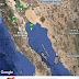 Reportan sismo en el golfo de california México.