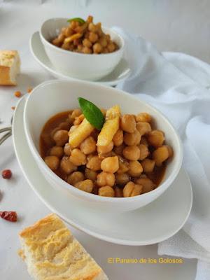 Recopilatorio Reto Alfabeto Salado. Garbanzos y Guindillas
