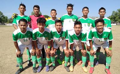 Persebaya U-16 Juara Piala Kemenpora Zona Jawa Timur 2018