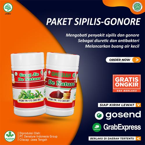 Paket Obat Gonore Denature