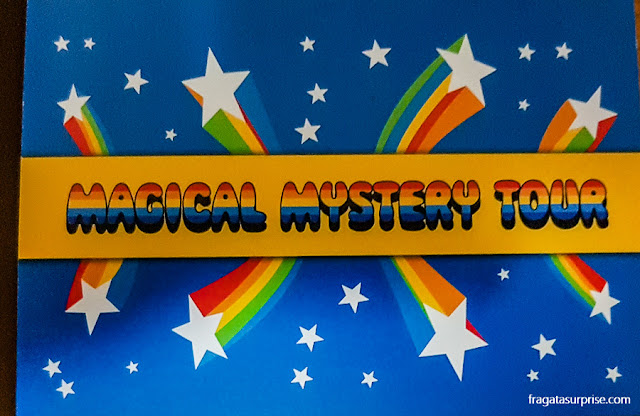 Magical Mystery Tour em Liverpool, Inglaterra