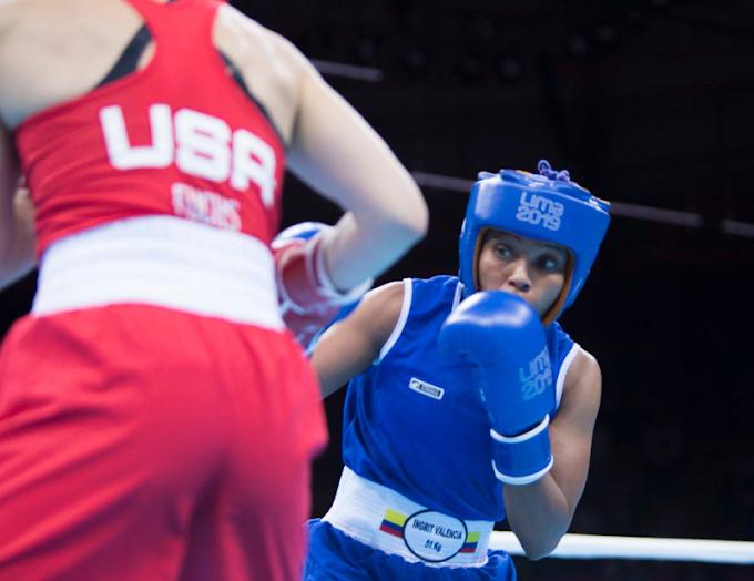 DEPORTES TOLIMA también homenajeará a la campeona panamericana de boxeo, Íngrit Lorena Valencia