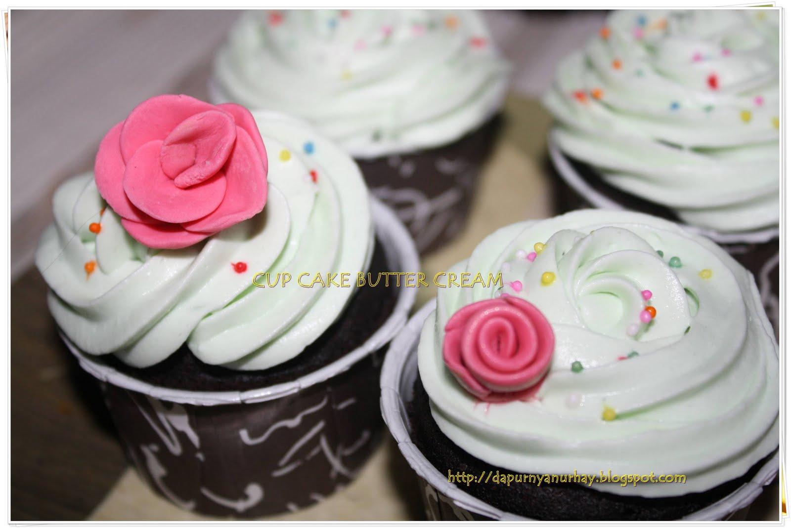 Dapurnya Nurhay Cup Cake Swirl Topping Whipcream