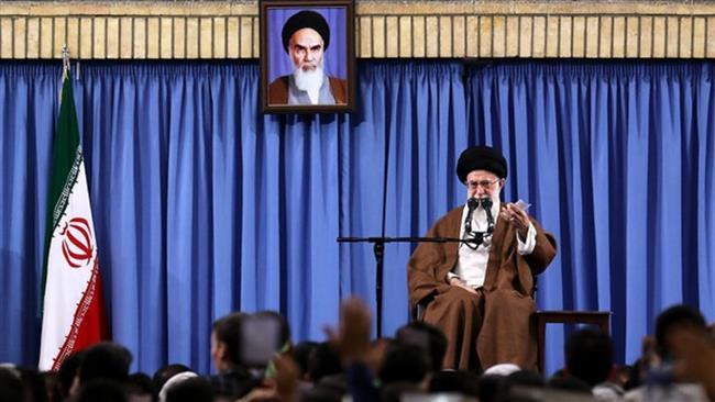 Calm, secure Iran preparing for polls: Leader of the Islamic Revolution Ayatollah Seyyed Ali Khamenei