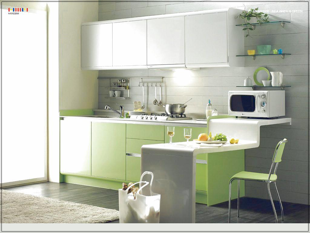 Desain dapur rumah minimalis tanpa kitchen set sederhana for Buat kitchen set