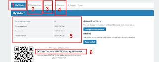 طريقة فتح محفظة Dogecoin على موقع  Dogechain لتخزين عملة الدوغ كوين.