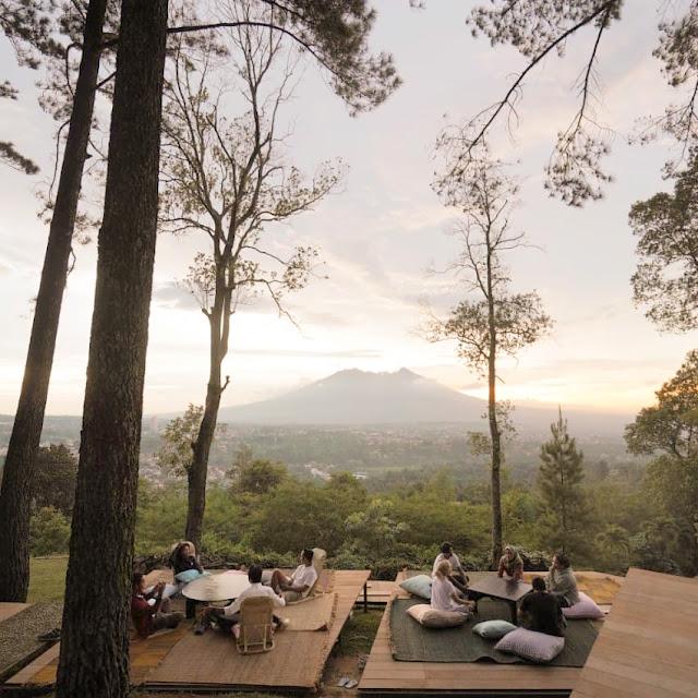 Sama Dengan Pasir Angin Bogor - Review Menu, Daya Tarik dan Lokasi