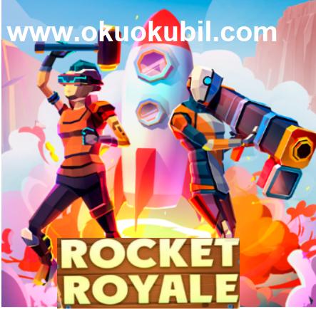 Rocket Royale v1.9.2 Hızlı Mermi Hileli Sınırsız Para Mod Apk İndir 2020