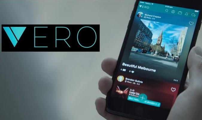 Aplikasi Android Populer Tahun 2019 - Vero