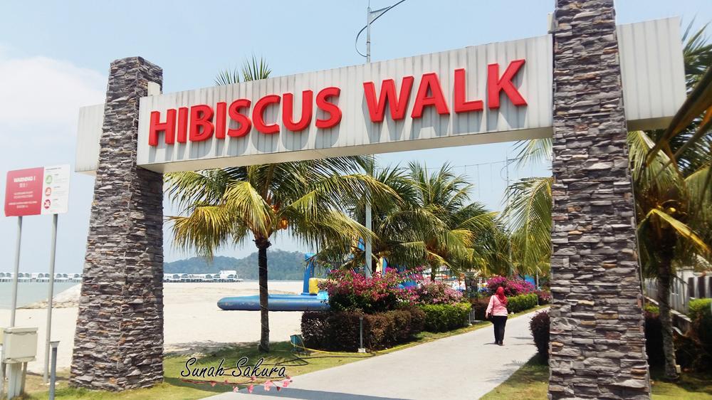 Perancangan Pergi Bercuti Ke Lexis Hibiscus Port Dickson