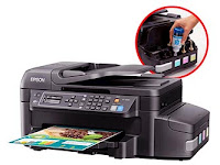 Epson WorkForce ET-4500 Ecotank All in One Price