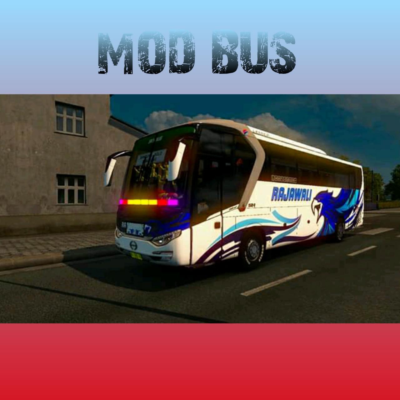 Hallo sahabat euro truck simulator 2 kali ini saya mau membagikan sebuah mod graphic yaitu mod bus anl m annas co bimo wahyu ets2 1 25 1 34