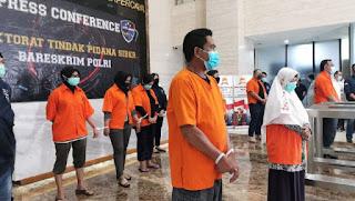 Anton Permana Ditangkap karena Sebut NKRI sebagai 'Negara Kepolisian Republik Indonesia'