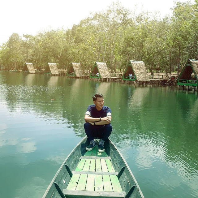 Danau Shuji Sumatera Selatan