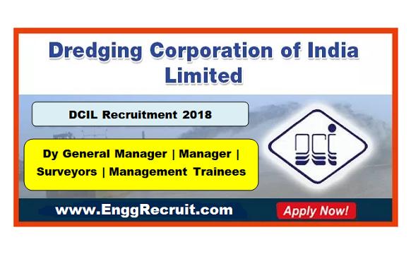 DCIL Recruitment 2018
