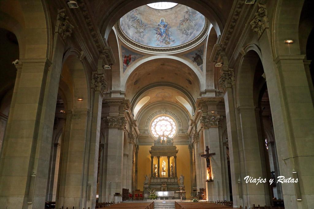 Notre Dame de Liesse, Annecy