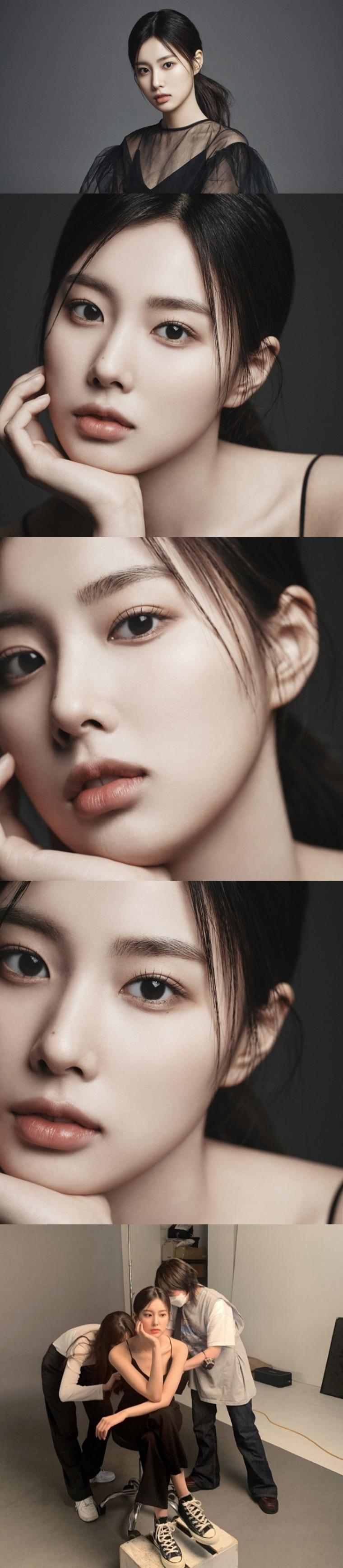 아이즈원 강혜원 프로필