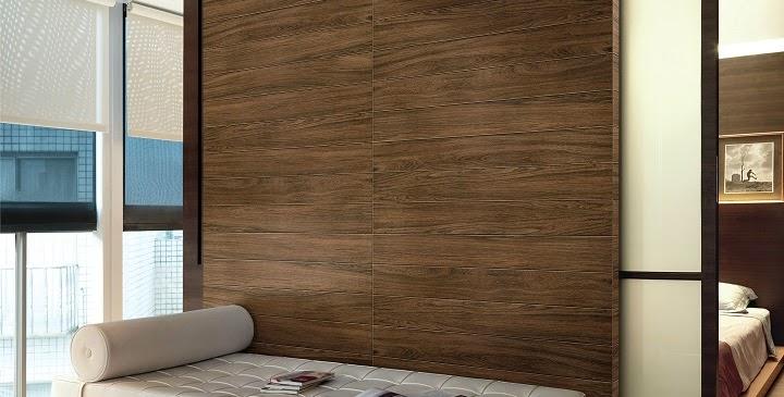 Marzua consejos para decorar las paredes con madera - Revestimiento madera paredes ...