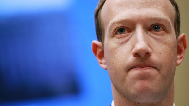 Data from Zuckerberg, Facebook's other co-founders leaked with 53 million users