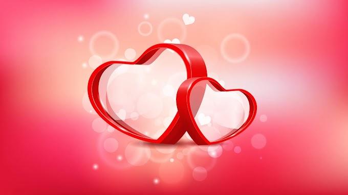 Papel de Parede Coração Apaixonado