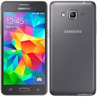 Samsung Galaxy Prime Plus SM-G531 - 8 GB - Abu-abu