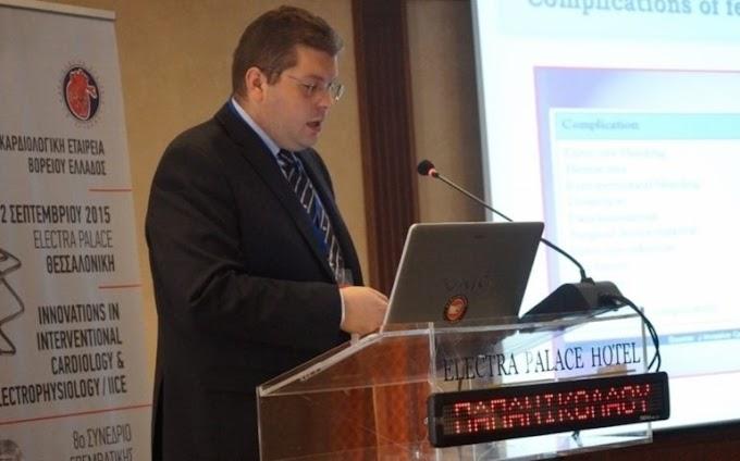 Παπανικολάου στον ΣΠΟΡ FM: «Στόχος μου το Ευρωμπάσκετ του 2025 να γίνει στην Ελλάδα»