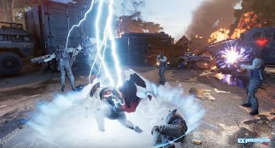Try Marvel's Avengers - Strengthen Super Hero