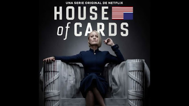 Temporada final de 'House of Cards' saldrá el 2 de noviembre en Netflix