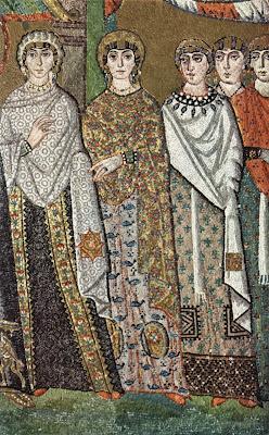 San Vitale mosaic