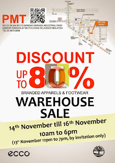 ecco timberland Branded Apparels & Footwear Warehouse Sale