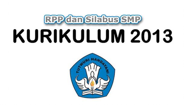 Download Rpp Dan Silabus Smp Kurikulum 2013 Lengkap Unduh Dokumen