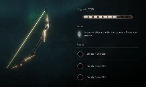 القوس السري في لعبة Assassin's Creed Valhalla، ما هو؟ وكيف تجده؟