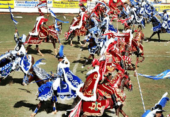Festas-Cavalhada