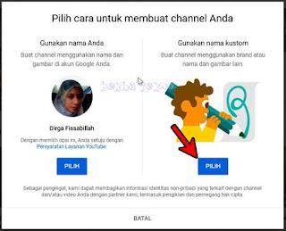 Cara Buat Channel Youtube Di Hp Android Dan Laptop Cepat Menghasilkan Uang