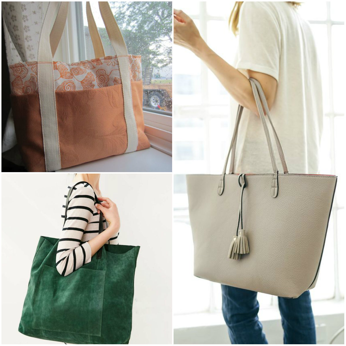 Oasis Bags: 3 types of tote bags that complement different moods