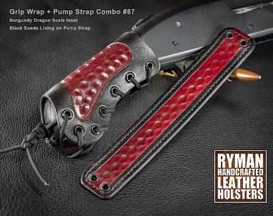 custom leather for shockwave