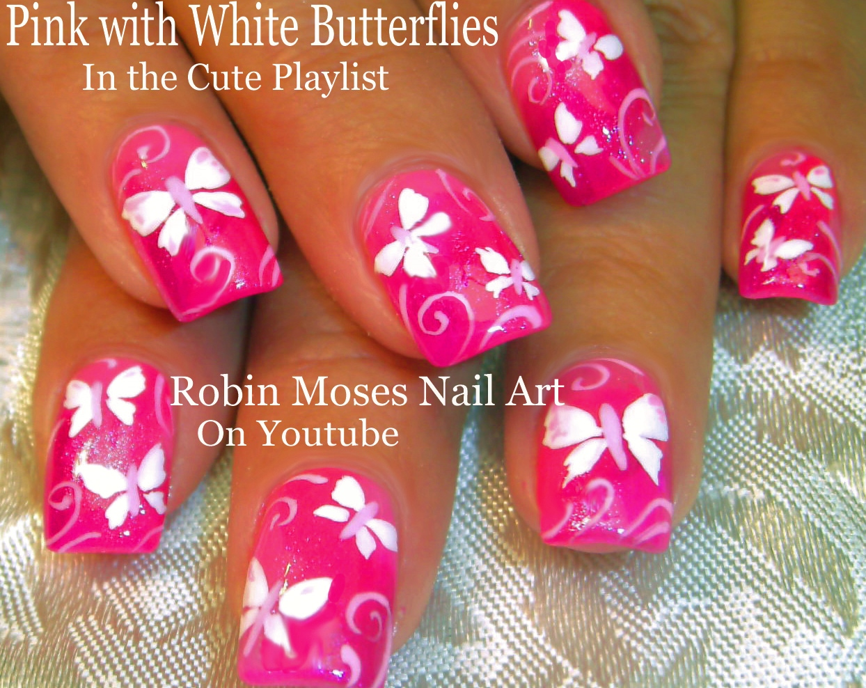 Nail Art by Robin Moses: August 2015