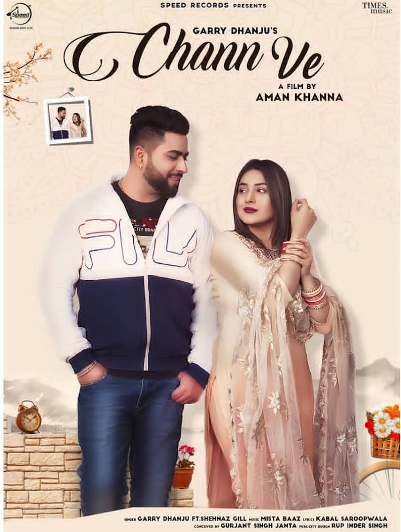 Chann Ve Garry Dhanju ft. Shehnaaz Gill Lyrics