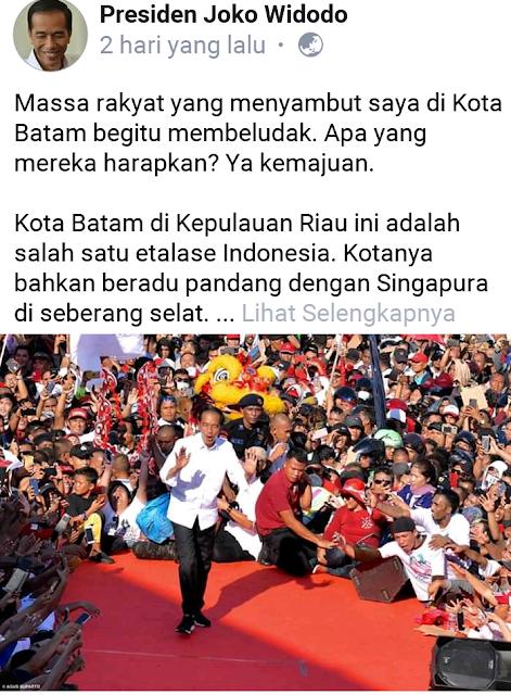 Jokowi Presiden RI