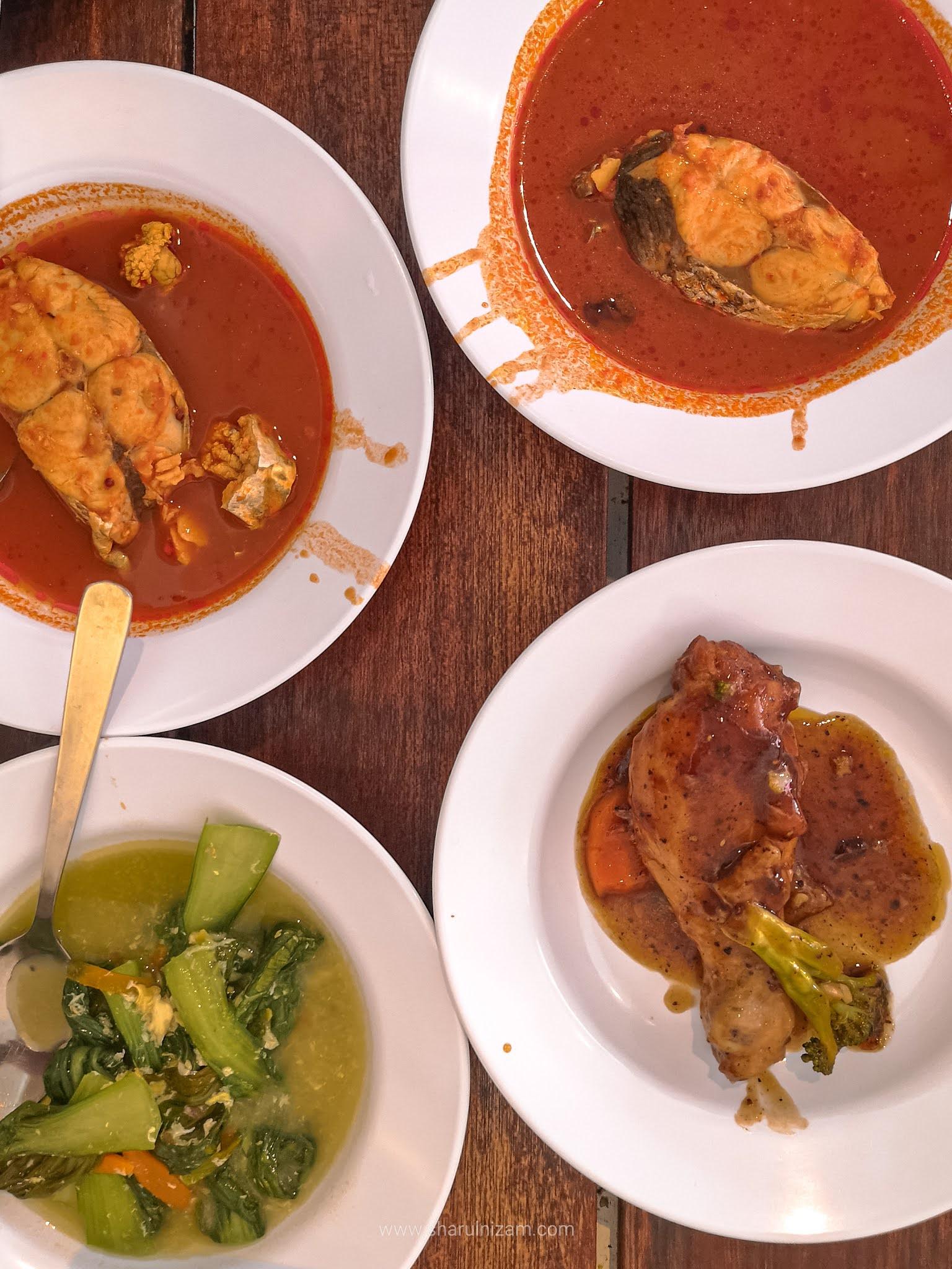 Restoran Zahrin Asam Pedas Melaka